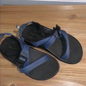Kids size three chacos